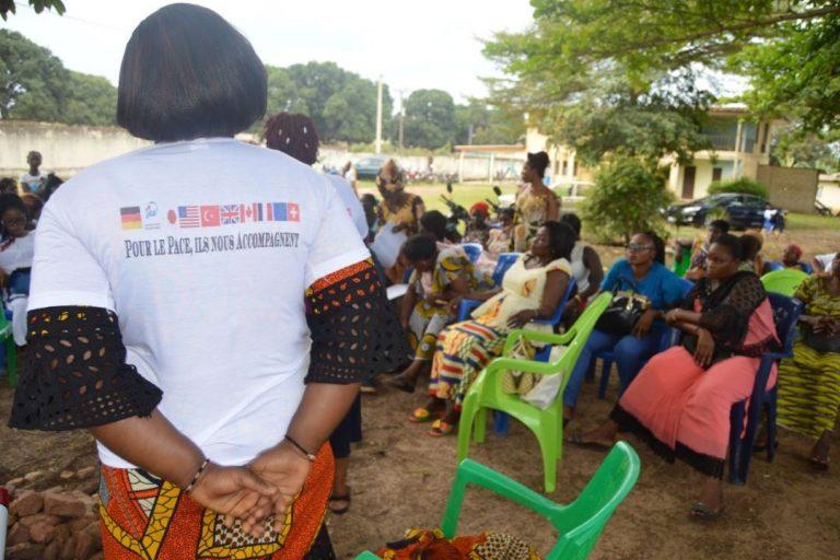 Côte d'Ivoire campagne sensibilisation violences électorales